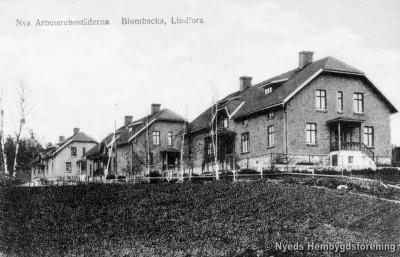 Kartkullen Blombacka Lindfors